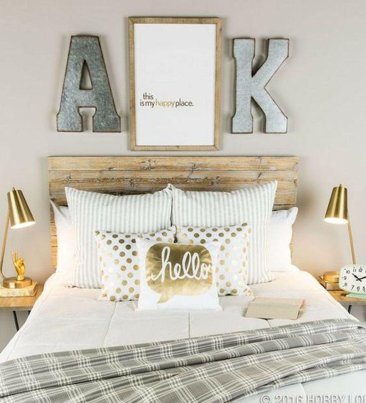 55 Romantic Bedroom Decor For Couple (37)