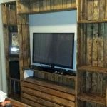 50 Awesome Pallet Furniture TV Stand Ideas for Your Room Home (5)