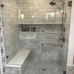 50 Cool Shower Design Ideas for Your Bathroom (37)