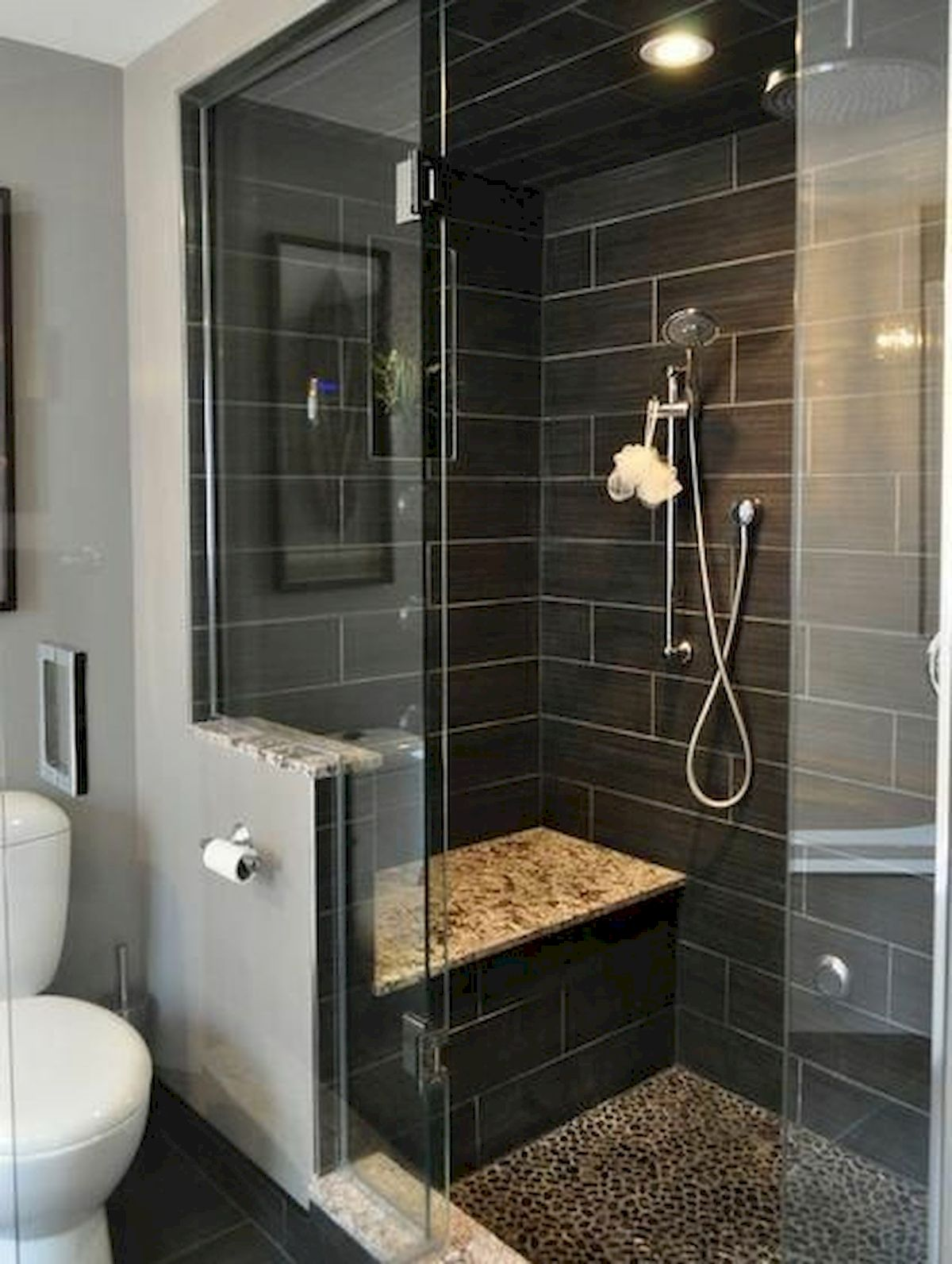 50 Cool Shower Design Ideas For Your Bathroom (4)