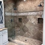 50 Cool Shower Design Ideas for Your Bathroom (49)