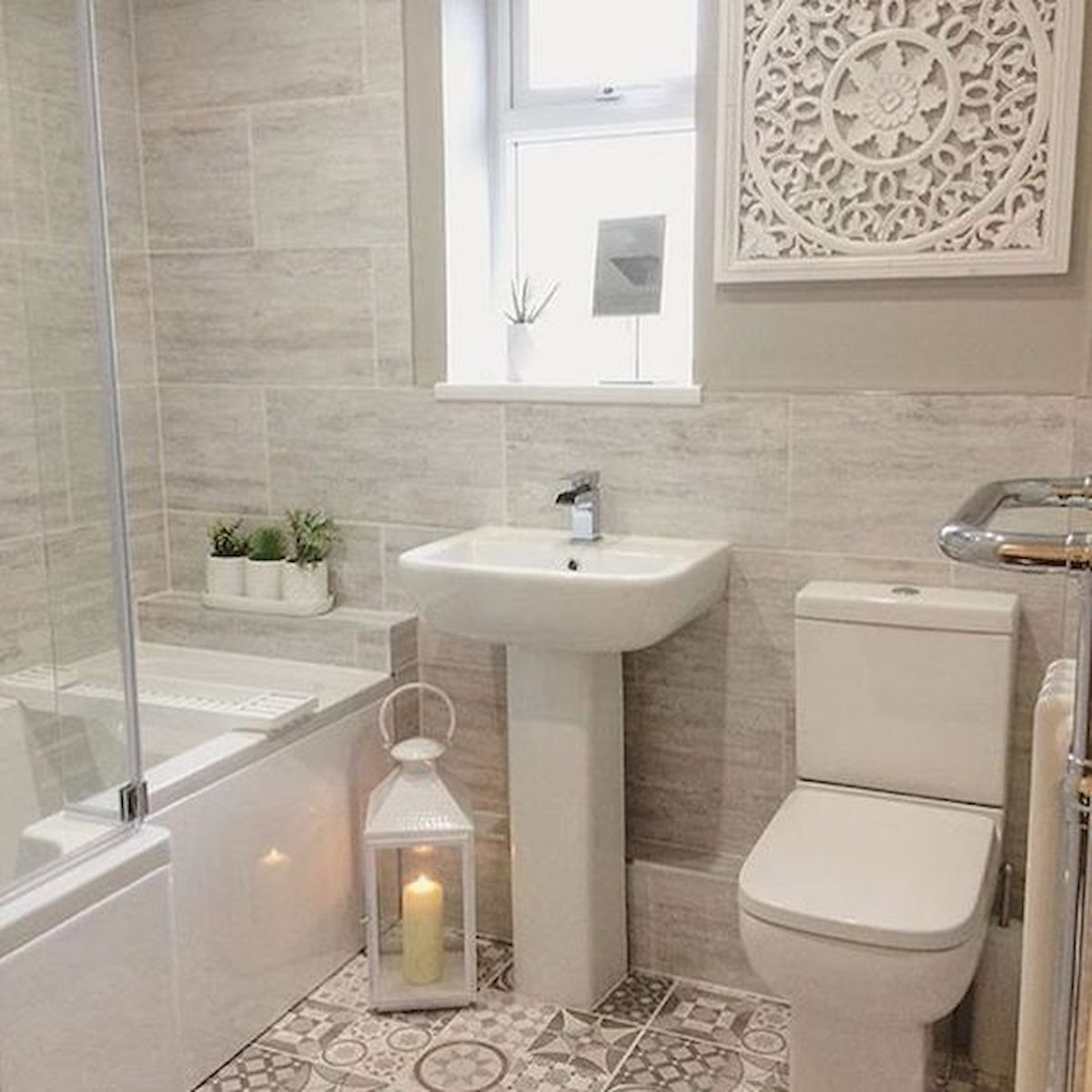 50 Cozy Bathroom Design Ideas for Small Space in Your Home ... on Bathroom Ideas For Small Space  id=86274