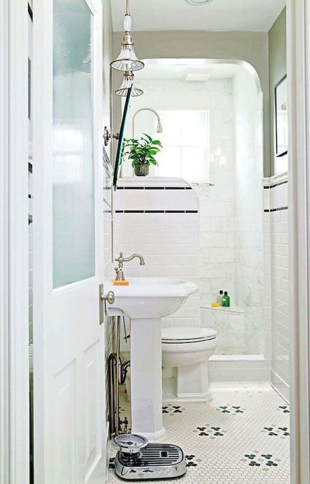 50 Cozy Bathroom Design Ideas for Small Space in Your Home ... on Bathroom Ideas For Small Space  id=70935