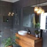50 Cozy Bathroom Design Ideas for Small Space in Your Home (6)