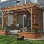 50 Fantastic Backyard Patio and Decking Design Ideas (16)
