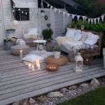 50 Fantastic Backyard Patio and Decking Design Ideas (50)
