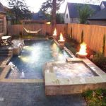50 Gorgeous Small Swimming Pool Ideas for Small Backyard (30)