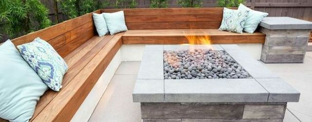 55 Awesome Backyard Fire Pit Ideas For Comfortable Relax (1)