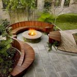 55 Awesome Backyard Fire Pit Ideas For Comfortable Relax (12)