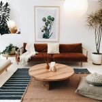 55 Awesome Furniture Living Room Table Design Ideas (25)