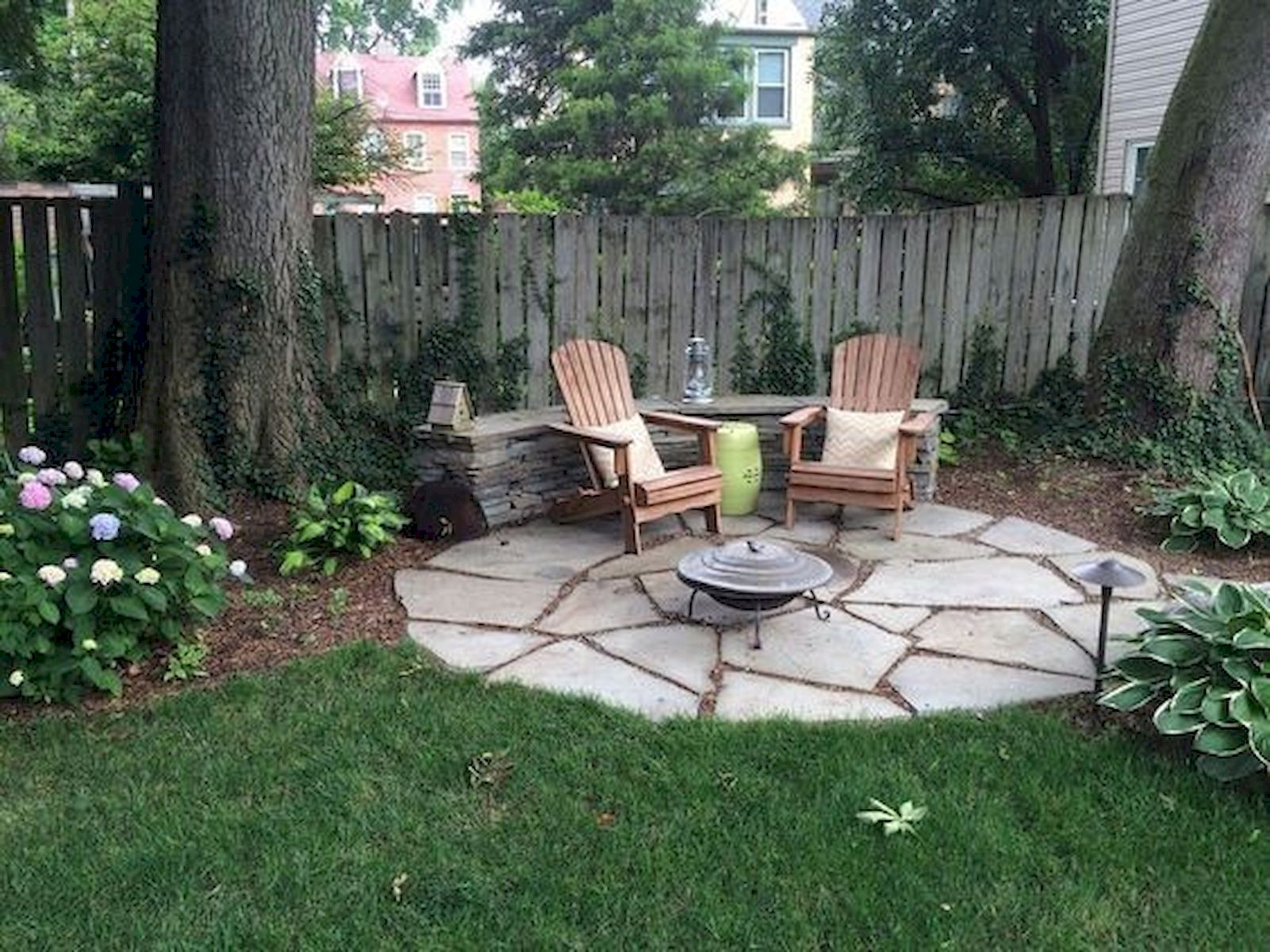 55 Beautiful Backyard Patio Ideas On A Budget - house8055.com on Small Backyard Patio Ideas On A Budget id=44296