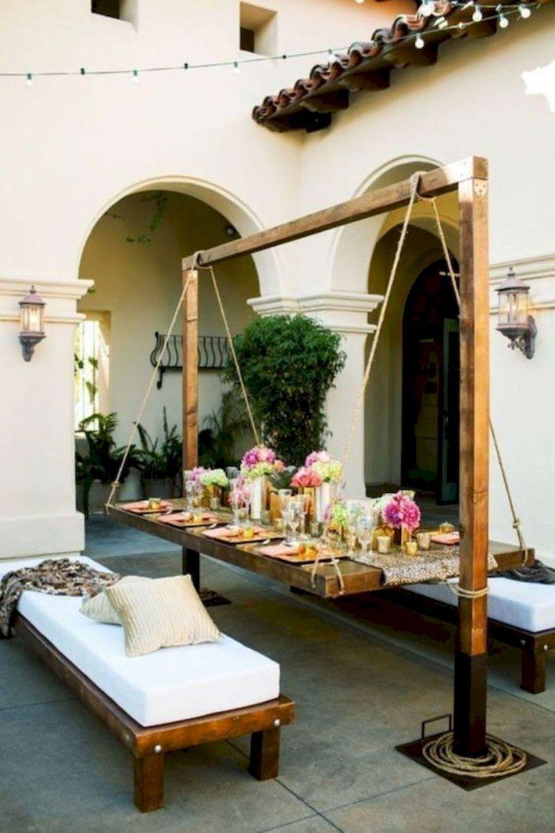55 Beautiful Backyard Patio Ideas On A Budget (53)