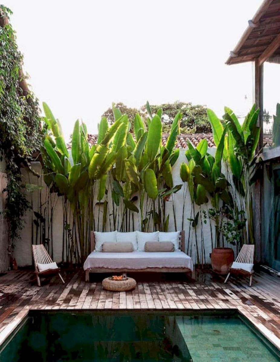 60 Awesome Backyard Privacy Design and Decor Ideas (4)