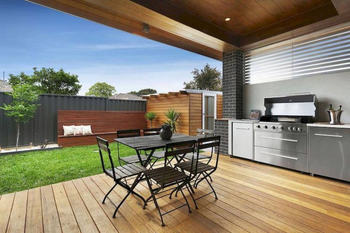 60 Awesome Backyard Privacy Design and Decor Ideas (7)