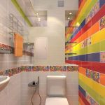 65 Gorgeous Colorful Bathroom Design And Remodel Ideas (17)