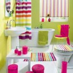 65 Gorgeous Colorful Bathroom Design and Remodel Ideas (18)