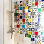 65 Gorgeous Colorful Bathroom Design And Remodel Ideas (25)