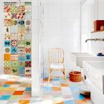 65 Gorgeous Colorful Bathroom Design and Remodel Ideas (46)