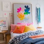 70 Awesome Colorful Bedroom Design Ideas and Remodel (19)