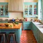 90 Amazing Kitchen Remodel and Decor Ideas With Colorful Design (69)