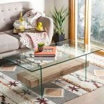 40 Awesome Modern Glass Coffee Table Design Ideas For Your Living Room (4)