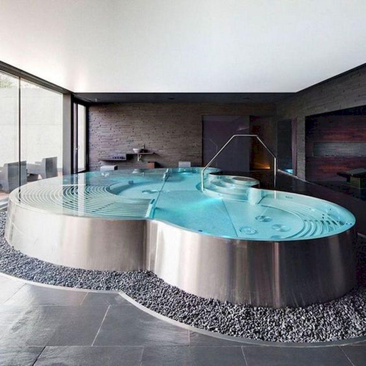 46 Fantastic Modern Swimming Pool Design Ideas (33 ...