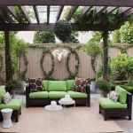 50 Awesome Modern Backyard Garden Design Ideas With Hanging Plants (6)