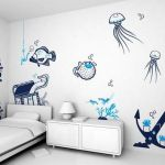 44 Awesome Wall Painting Ideas to Decorate Your Home (25)