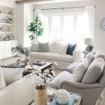 45 Awesome Small Apartment Living Room Design and Decor Ideas (25)