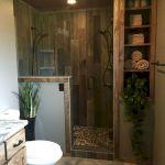 50 Awesome Modern Farmhouse Bathroom Remodel Ideas (6)