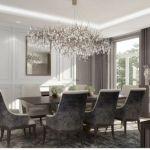 80 Elegant Modern Dining Room Design and Decor Ideas (16)