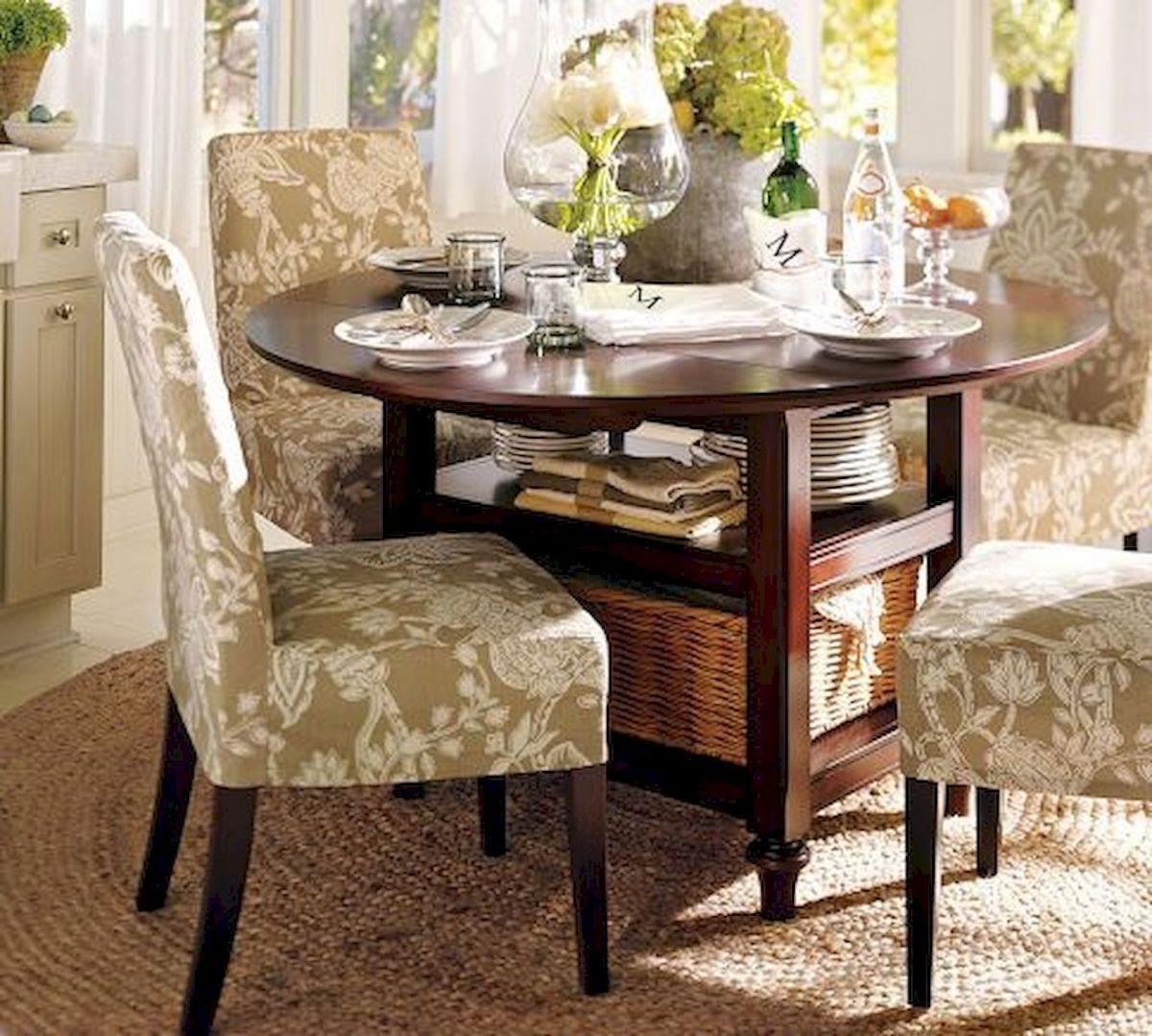 80 Elegant Modern Dining Room Design and Decor Ideas (19)