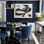 80 Elegant Modern Dining Room Design and Decor Ideas (21)