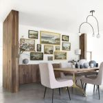 80 Elegant Modern Dining Room Design And Decor Ideas (34)