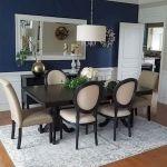 80 Elegant Modern Dining Room Design and Decor Ideas (57)
