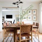 80 Elegant Modern Dining Room Design and Decor Ideas (66)