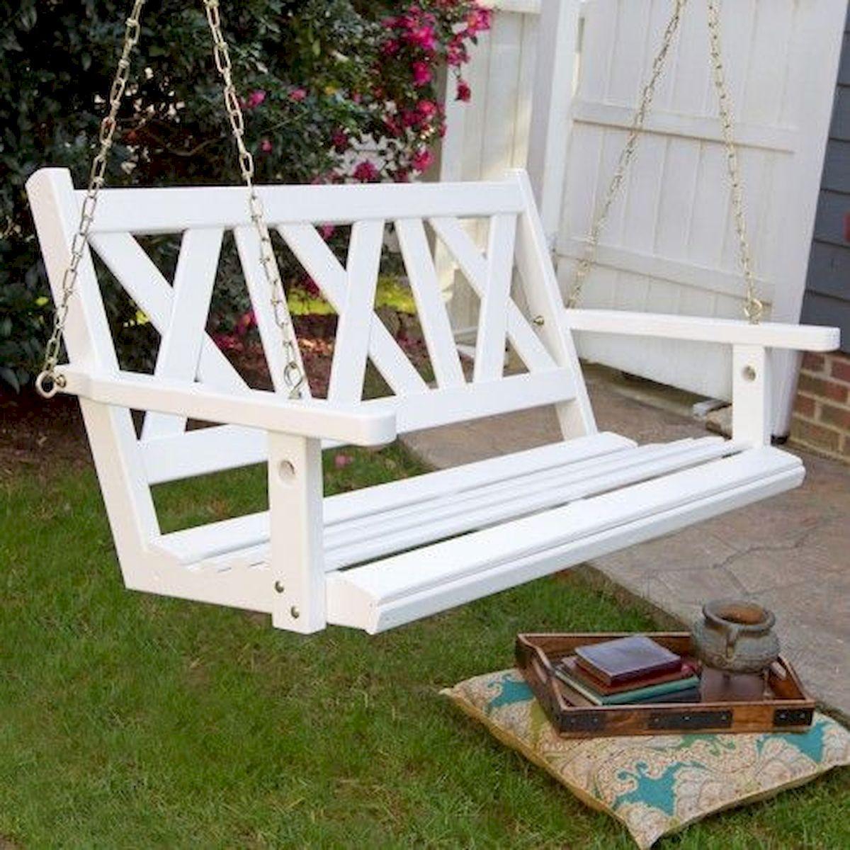 30 Fantastic DIY Wooden Pallet Swing Chair Ideas (18)