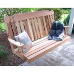 30 Fantastic DIY Wooden Pallet Swing Chair Ideas (2)