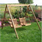 30 Fantastic DIY Wooden Pallet Swing Chair Ideas (21)