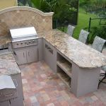 30 Fantastic Outdoor Kitchen Ideas and Design On A Budget (10)