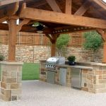 30 Fantastic Outdoor Kitchen Ideas and Design On A Budget (12)