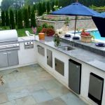 30 Fantastic Outdoor Kitchen Ideas and Design On A Budget (23)