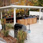 30 Fantastic Outdoor Kitchen Ideas and Design On A Budget (27)