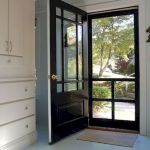 40 Awesome Minimalist Home Door Design You Have Must See (10)