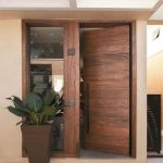 40 Awesome Minimalist Home Door Design You Have Must See (12)