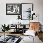 40 Beautiful Minimalist Living Room Decoration Ideas For Your Apartment (29)
