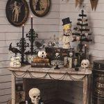 40 Stunning Halloween Indoor Decoration Ideas (40)