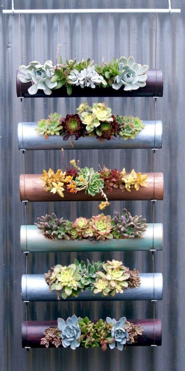 44 Fantastic Vertical Garden Ideas To Make Your Home Beautiful (23)