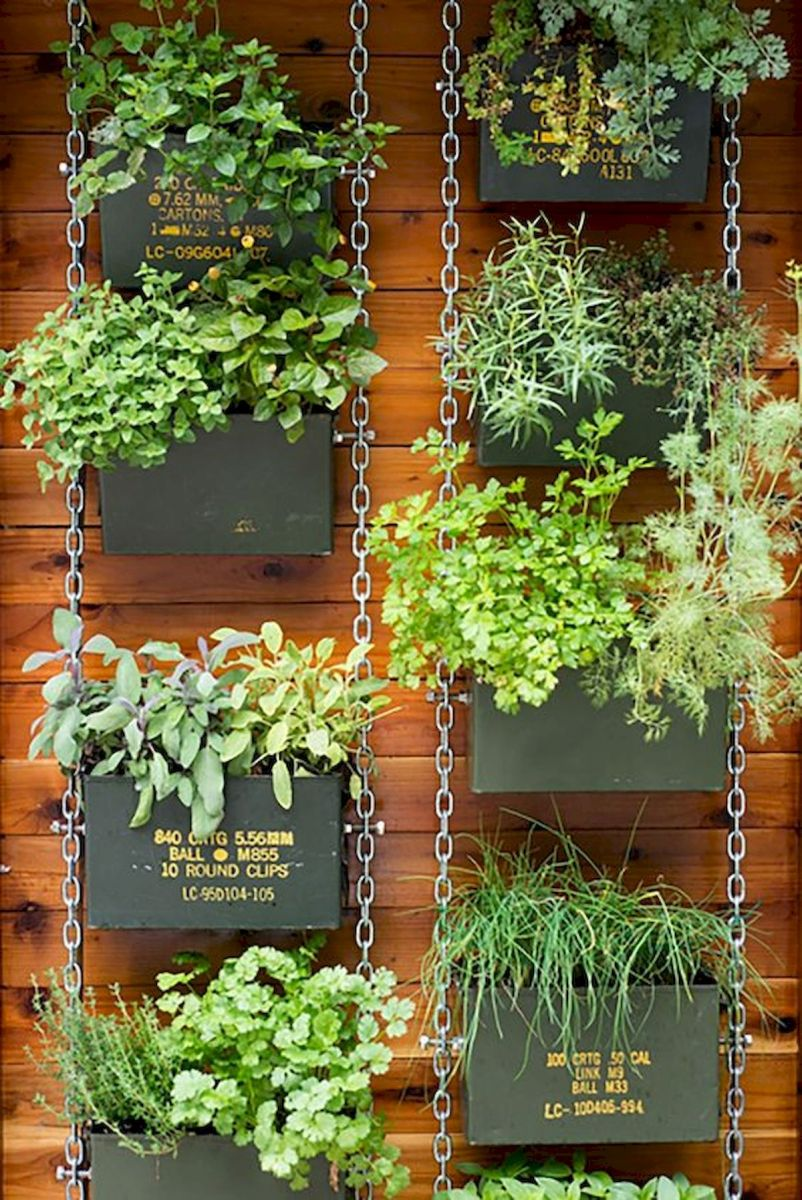44 Fantastic Vertical Garden Ideas To Make Your Home Beautiful (33)