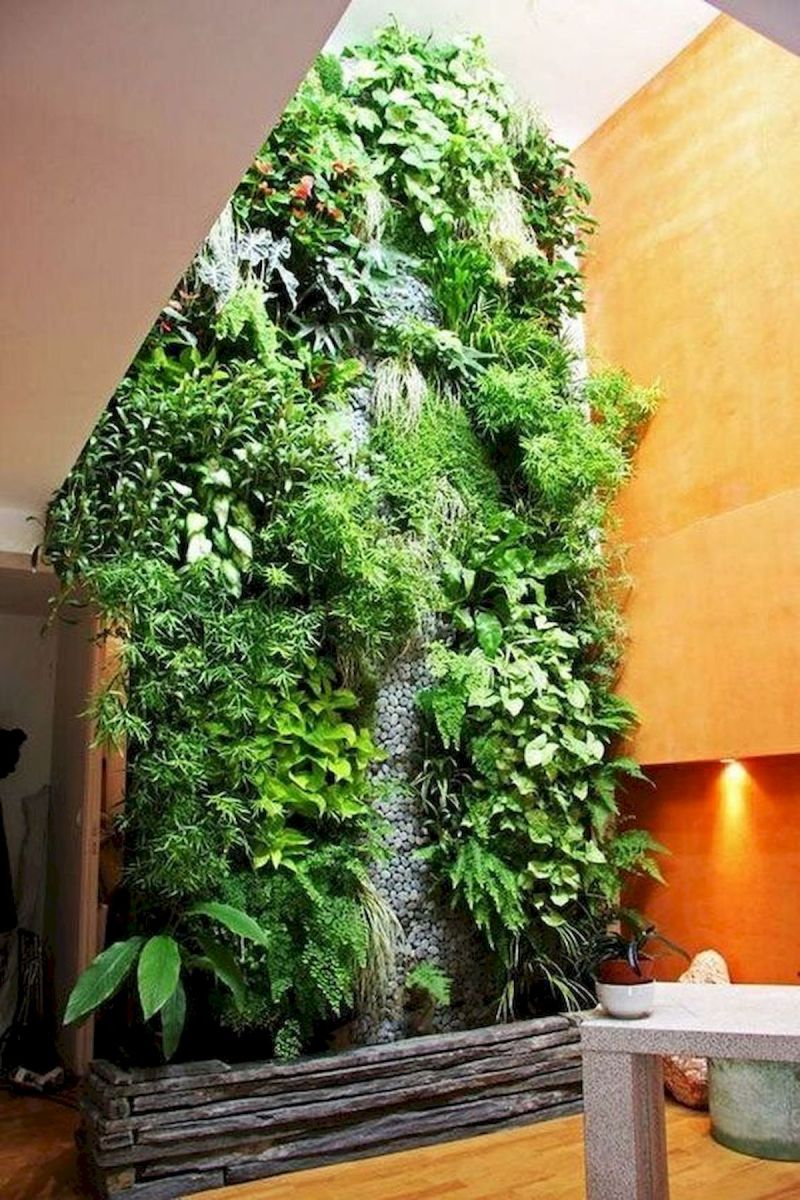 44 Fantastic Vertical Garden Ideas To Make Your Home Beautiful (43)